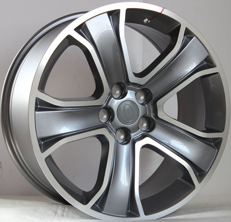 20 Inch Wheel Rims For  Range Rover Sport/ 22inch Gun Metal Machined 1-PC Forged Alloy Wheel Rims