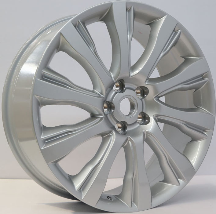 For Range Rover V6/ 20inch Gun Metal Machined 1-PC Forged Alloy Rims
