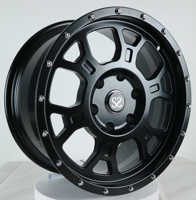 "17""  military forged aluminum alloy wheels rim for SUV car"