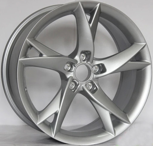 "Silver Customized Car Rim 21"" For Audi  A7  /  21"" Forged Alloy Rims"