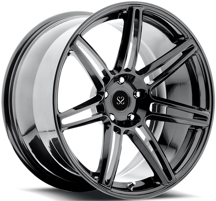 "20inch Rims Polish Customized  1-PC Forged Alloy Rims For Porsche  911/ Rim 20"" Forged Wheels"